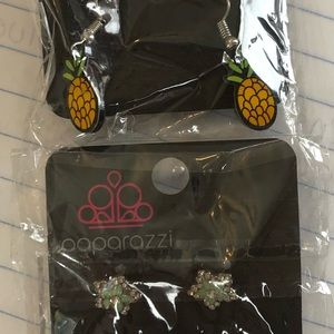 NEW!!! Paparazzi earrings